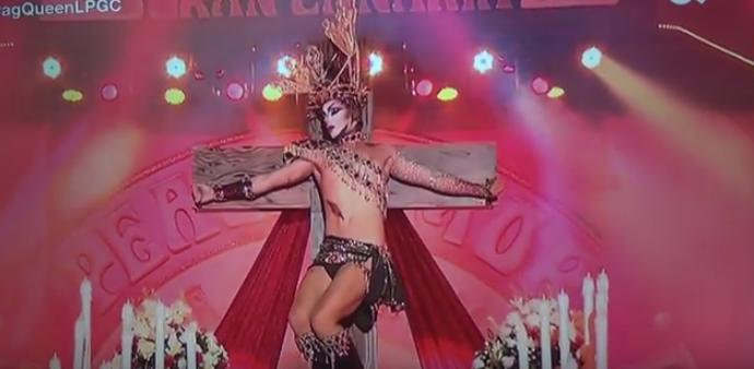 drag queen gran canaria